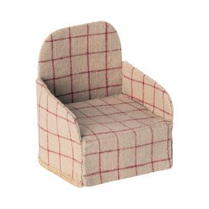Maileg - 11-0303-00 - Chaise miniature pour souris - Hauteur : 8 cm (455120)