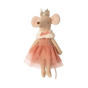 Maileg - 16-0739-00 - Princesse Souris, Grande Sœur - Hauteur : 13 cm (455348)