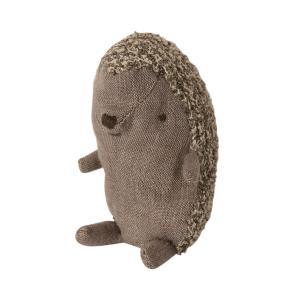 Maileg - 16-0930-00 - Bébé Hérisson dans sa feuille - Hauteur : 11 cm (455384)