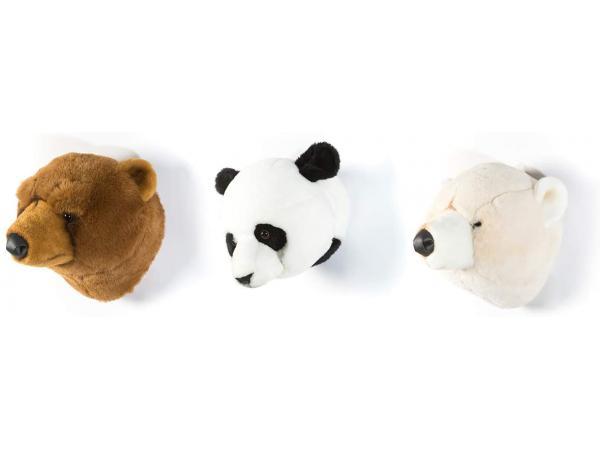 Coffret ours petites têtes