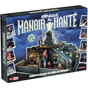 Lansay - 75049 - PANIQUE AU MANOIR HANTE (455594)