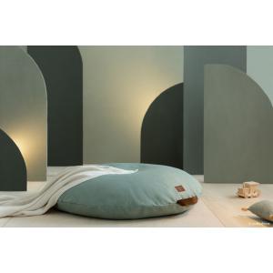 Nobodinoz - D16SAHARA/009 - Pouf Sahara Eden green (455708)