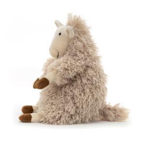 Jellycat - SHE3S - Sherri Sheep - l = 18 cm x H =22 cm (455770)