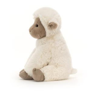 Jellycat - LIB2L - Libby Lamb Medium - l = 20 cm x H =26 cm (455808)
