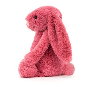 Jellycat - BAS3CER - Bashful Cerise Bunny Medium - l = 12 cm x H =31 cm (455838)
