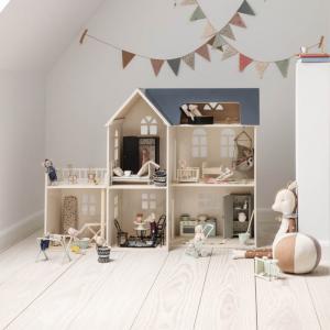 Maileg - BU041 - Maison de poupée avec salle bonus (456332)