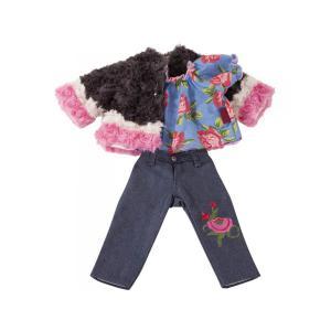 Gotz - BU21 - Poupée Sophie 50 cm  et tenue en jean (456416)