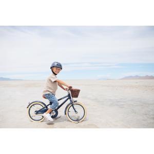 Banwood - BU8 - Vélo blanc 16 pouces avec casque sécurité blanc (456430)