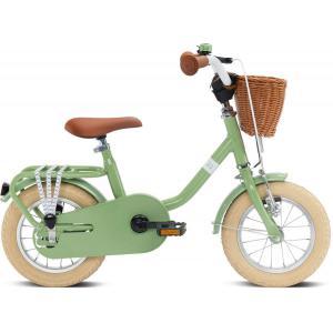 Puky - 4114 - Velos de jeu Steel Classic 12 - rétro-vert (456502)