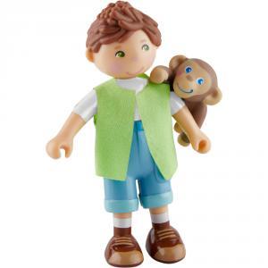 Haba - 305641 - Little Friends – Julius et le Bébé singe (456834)