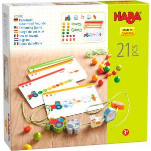 Haba - 305780 - Jeu de laçage Les amis de la ferme (456870)