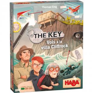 Haba - 305544 - The Key – Vols à la villa Cliffrock (456882)