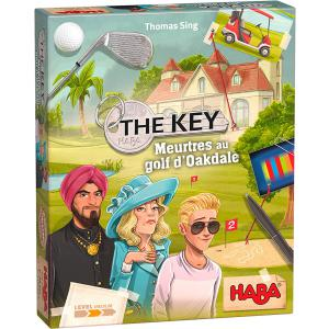 Haba - 305611 - The Key – Meurtres au golf d'Oakdale (456884)