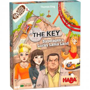 Haba - 305856 - The Key – Sabotages à Lucky Lama Land (456888)