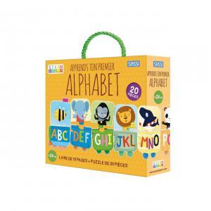 Sassi - 304048 - Apprends ton premier alphabet - âge conseillé : 2 ans (457000)