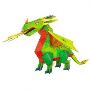 Sassi - 304994 - Le dragon 3d - âge conseillé : 5 ans (457016)