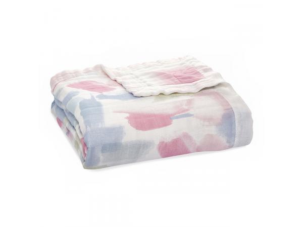 Couverture de rêve dream blanket silky soft florentine