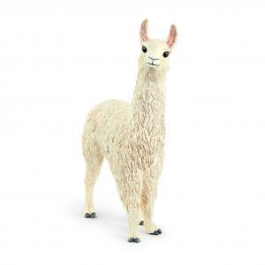 Schleich - 13920 - Figurine Lama - Dimension : 7 cm x 2,6 cm x 9,4 cm (457132)