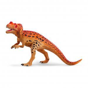 Schleich - 15019 - Figurine Cératosaure  - Dimension : 18,9 cm x 8,4 cm x 11,1 cm (457170)