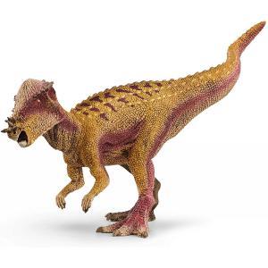 Schleich - 15024 - Figurine Pachycéphalosaure - Dimension : 21,5 cm x 6,5 cm x 11 cm (457172)