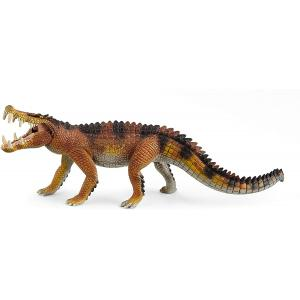 Schleich - 15025 - Figurine Kaprosuchus - Dimension : 21,6 cm x 6,5 cm x 7,7 cm (457174)