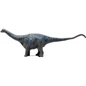Schleich - 15027 - Figurine Brontosaure - Dimension : 32,7 cm x 5,5 cm x 10,8 cm (457178)