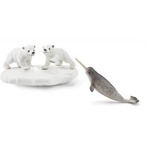 Schleich - 42531 - Glissade des ours polaires (457200)