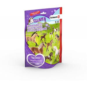 Schleich - 87863 - Blind Bag Horse Club L Assortiment 1 (2 fig par sachet) * 6 pcs (457230)