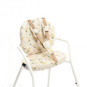 Charlie crane - TIBU KIT MIMOSA - Coussin chaise Tibu Mimosa (457268)