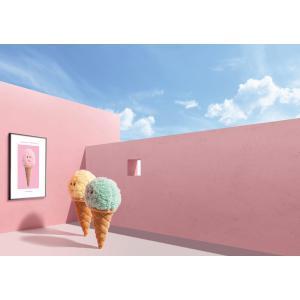 Jellycat - ICE6STRAW - Irresistible Ice Cream Strawberry (457434)