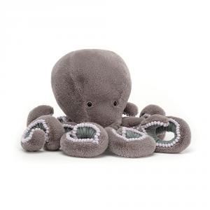 Jellycat - NEO2O - Peluche octopus Neo - H = 33 cm (457452)