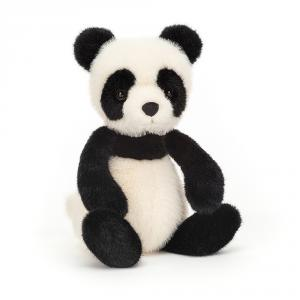 Jellycat - WHIS3P - Peluche panda Whispit - l = 10 x H = 26 cm (457534)