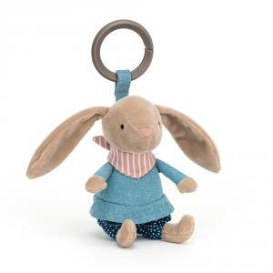 Jellycat - RAMR4BU - Little Rambler Bunny Rattle (457594)