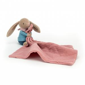 Jellycat - RAMS4BU - Little Rambler Bunny Soother (457596)