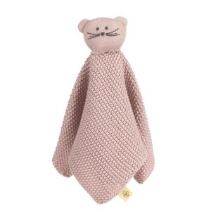 Lassig - 1313015725 - Doudou tricoté  Little Chums Souris (457654)