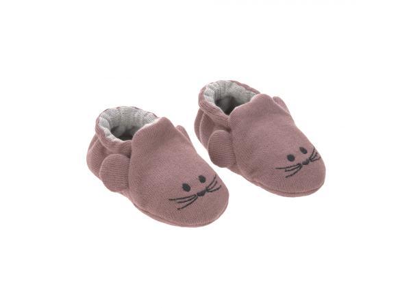Chaussons bébé little chums souris