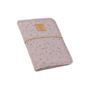 Lassig - 1106008773 - Pochette de change Fleurs Lilas (458350)
