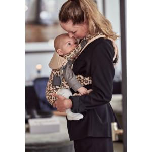 Babybjorn - 098075 - Porte-bébé One coton Mix Beige Léopard (458380)