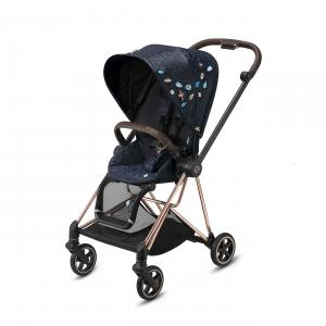 Cybex - BU524 - Poussette Mios rosegold Jewels of Nature (458382)