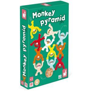 Janod - J02633 - Monkey pyramid (458542)