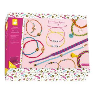 Janod - J07939 - 13 bracelets de l'amitie a creer (458738)