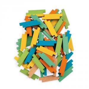 Janod - J08300 - Set de construction 60 pcs (458792)