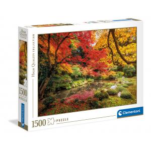 Clementoni - 31820 - Puzzle 1500 pièces - Autumn Park (460052)