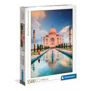 Clementoni - 31818 - Puzzle 1500 pièces - Taj Mahal (460054)