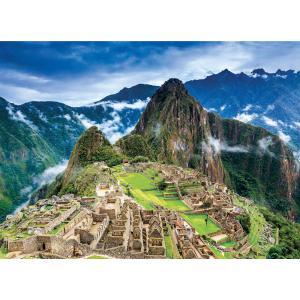 Clementoni - 39604 - Puzzle 1000 pièces - Machu Picchu (460080)