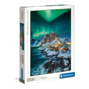 Clementoni - 39601 - Puzzle 1000 pièces - Lofoten Islands (460086)