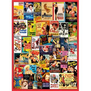 Clementoni - 35097 - Puzzle 500 pièces - Classic Romance (460110)