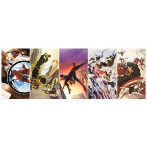 Marvel - 39611 - Puzzle Panorama 1000 pièces - Marvel 80° (460140)