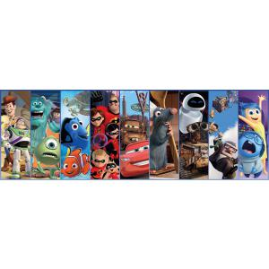 Clementoni - 39610 - Puzzle Panorama 1000 pièces - Pixar (460142)