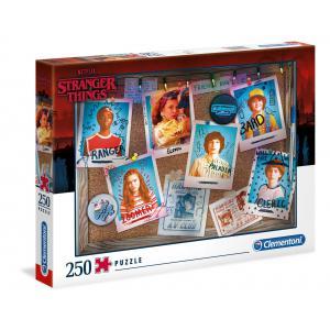 Clementoni - 29103 - Puzzle Stranger Things - 250 pièces (460158)